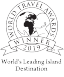World´s Leading Island Destination 2019 - WTA Award